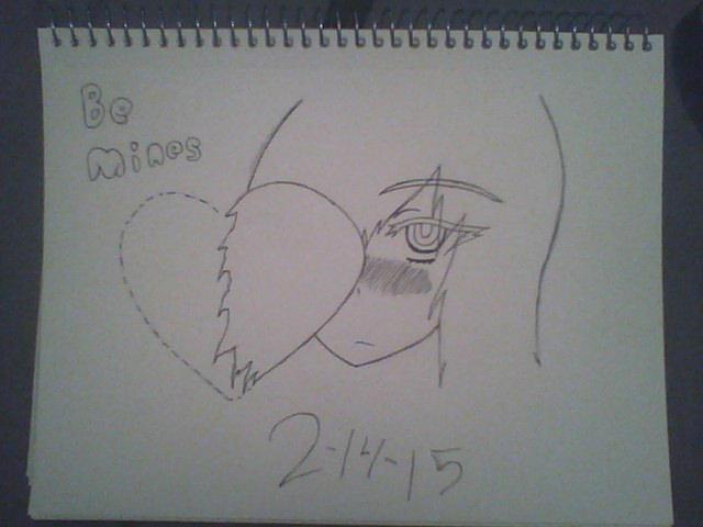 Happy Valentine's Day by leono9000