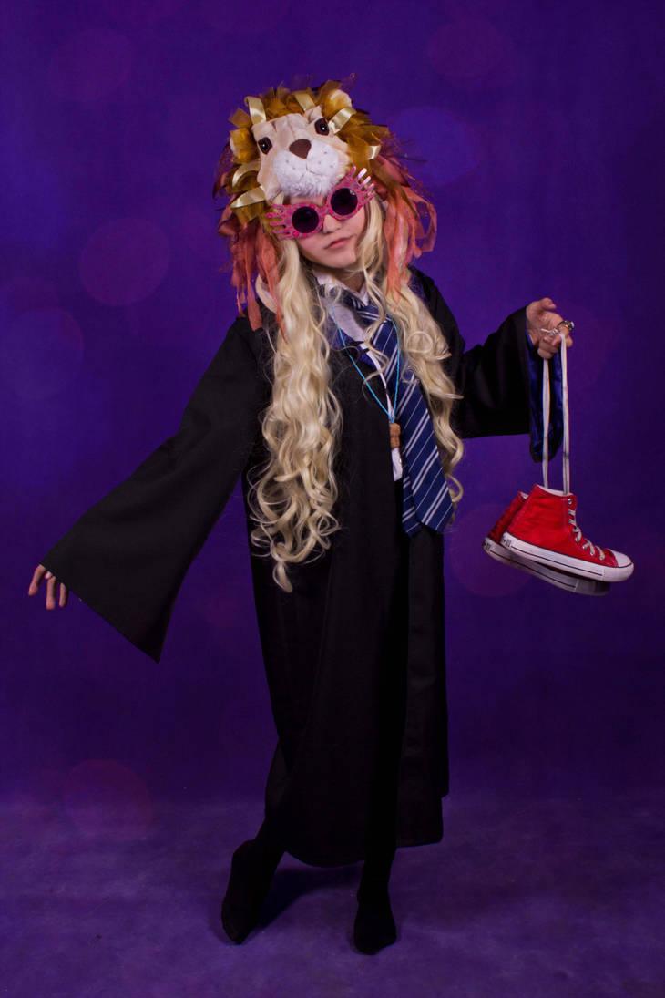 8849e7a1043 Luna Lovegood cosplay (Harry Potter) by JasDisney on DeviantArt