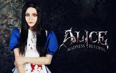 Alice Main Menu by JasDisney
