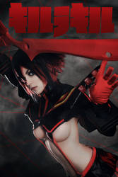 Kill la Kill ! by JasDisney