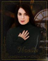 Noelle the Vampyre by David-Zahir
