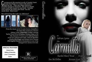 Carmilla DVD cover by David-Zahir