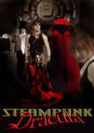 Steampunk Dracula by David-Zahir