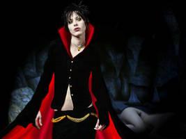 Katherine Moennig - VAMPIRE by David-Zahir
