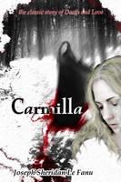 Carmilla Book Cover Number 4 by David-Zahir