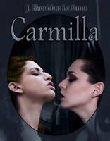 Carmilla Book Cover Number 5 by David-Zahir