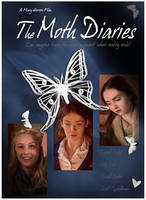 The Moth Diaries Movie Poster by David-Zahir