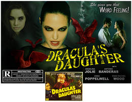 Dracula's Daughter Poster Redone by David-Zahir