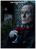 Vampire Tarot Emperor by David-Zahir