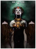 Vampire Tarot Empress by David-Zahir