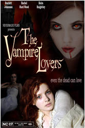The Vampire Lovers remake poster by David-Zahir