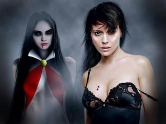 Vampirella.charmed.phoebe by David-Zahir