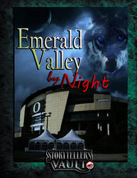 EMERALD.VALLEY.cover by David-Zahir