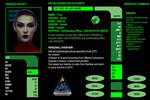 Captain T'Lar of Vulcan by David-Zahir