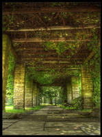 Mystery Garden II in HDR by Proud-Music-Player
