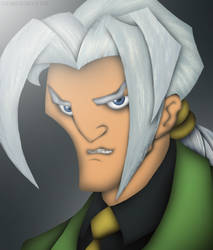 Valmont (Jackie Chan Adventures) by DENDEROTTO
