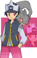 Tenny - (Original character based on Pokemon) by jaegh123