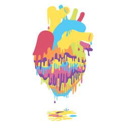 My Heart Melts for You by harajukumatt