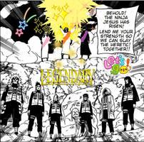 God Work Ninja by eduartineanimacionet