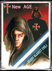 New Black Prince Templar Knight _2 by eduartineanimacionet