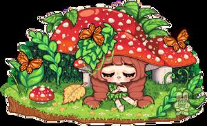 Commission : lekariaa by nana-bunn