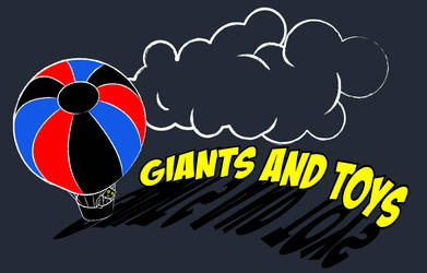 Giants and Toys 1 by Bewilderbeast