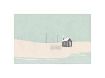 Thoreau Poster by Bewilderbeast