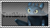 Toothless Stamp by ttinatina5252