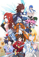 Tales of Symphonia! by Flipsi