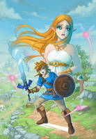 Breath of the Wild! by Flipsi