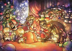 Merry Xmas by SuperCaterina