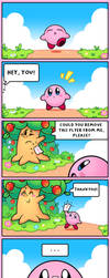 #KirbyStoryTime1 by SuperCaterina