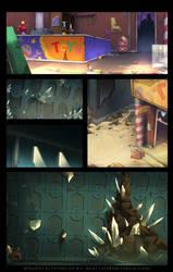 Nyankies De Future background art by SuperCaterina