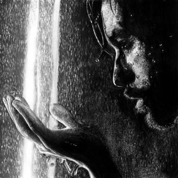 raindrop by molokolo