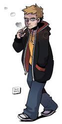 Jesse Pinkman by Slotshe