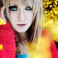 Spring Portrait by AnitaSadowska