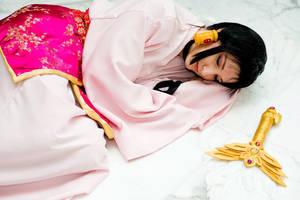 Sleeping Princess by kanracakes