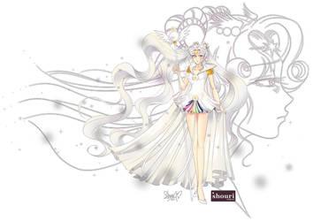Sailor Cosmos by ShouriMajo
