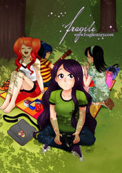 Fragile Chapter 01 by ShouriMajo