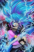 Electric Aja by ShouriMajo