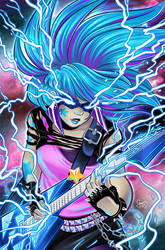 Electric Aja by ShouriMajo