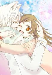 Tomoe and Nanami by natsu-no-sora