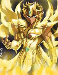 Saint Seiya: Soul Of Gold by triciox