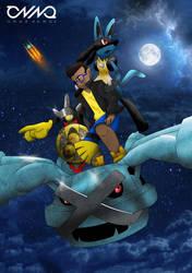 Mi equipo Pokemon by triciox