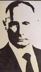 Putin by PomahToppece