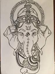 Ganesh by PomahToppece
