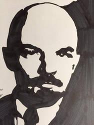 Vladimir Illitch Lenin by PomahToppece