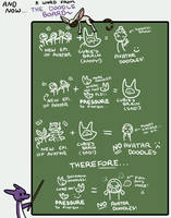 The Doodle Board by CubieJ