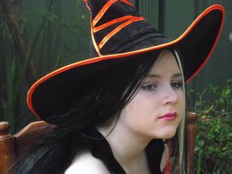 Orange Witch 8 by astrals-stock