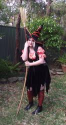 Orange Witch 12 by astrals-stock